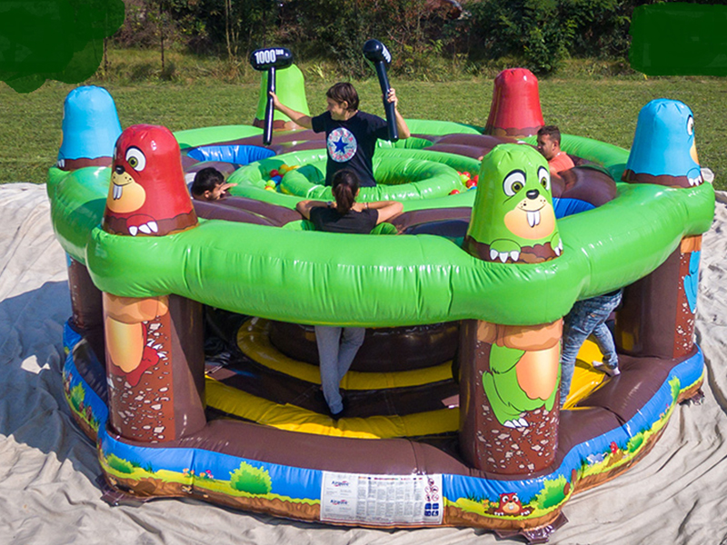 Inflatable party York - Focusing Events
